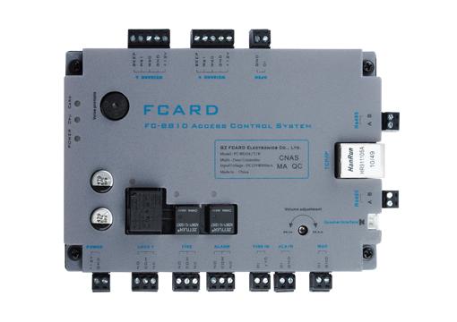 FC-8810A单门门禁控制器