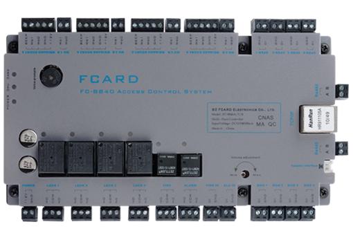 FC-8840A四门门禁控制器