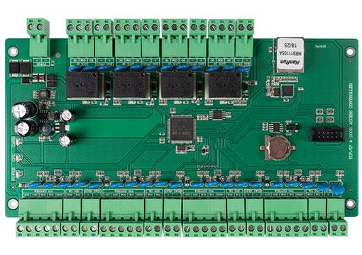 MC-5948T四门门禁控制器